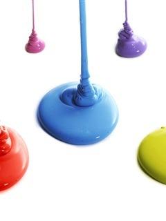 Paint Colors Mobile Wallpaper