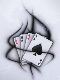 Aces Mobile Wallpaper