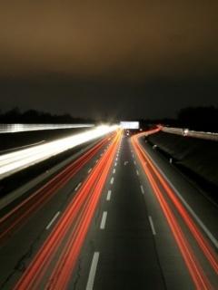 Animated Traffic Mobile Wallpaper