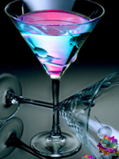 Colors Drink Mobile Wallpaper