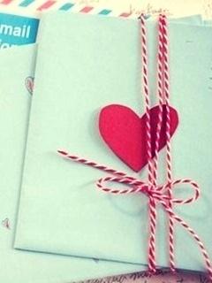 Love Letters Mobile Wallpaper