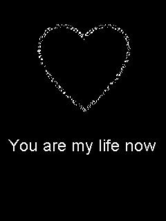 You Are My Life Now Mobile Wallpaper