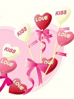 Sweet Beautiful Love Mobile Wallpaper