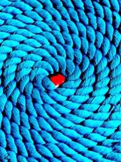Rope Swirl Mobile Wallpaper