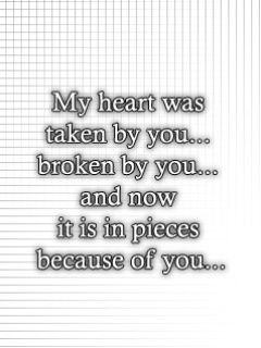 Broken Love Mobile Wallpaper