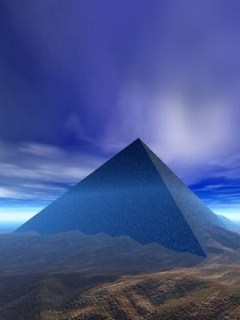 Pyramid Mobile Wallpaper