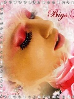 Beauty Face Mobile Wallpaper