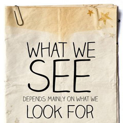 What We See Mobile Wallpaper