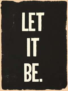 Let It Be Mobile Wallpaper