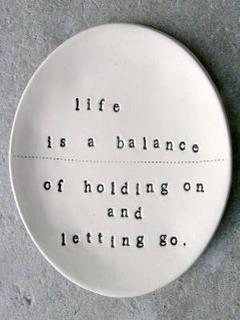 Life Is Balance Mobile Wallpaper