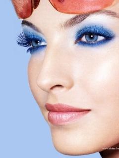 Makeup Beauty Girl Mobile Wallpaper