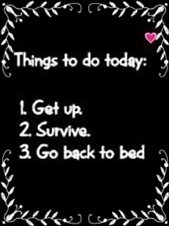 Things To Do Today Mobile Wallpaper