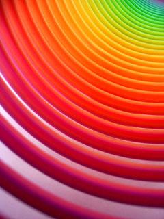 Crazy Colors Mobile Wallpaper