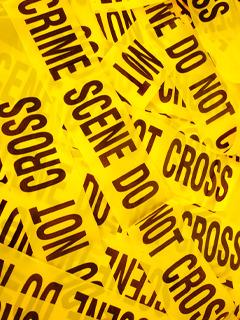 Crime Scene Mobile Wallpaper