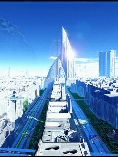 Wonderful City Mobile Wallpaper