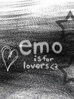 Emo Is Far Mobile Wallpaper