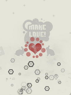 Make Love Mobile Wallpaper