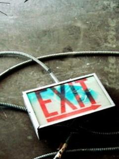 Exit Mobile Wallpaper