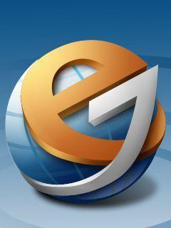 Internet Explorer Mobile Wallpaper