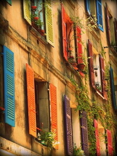 Colors Windows Building Mobile Wallpaper
