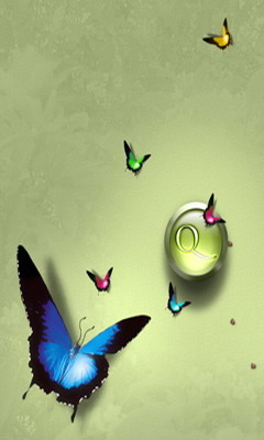 Colors Art Butterfly For Windows Mobile Wallppaper Mobile Wallpaper