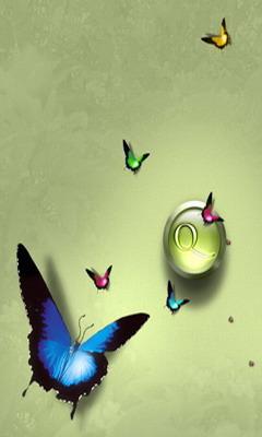 Colors Art Butterfly For Windows Mobile Wallppaper Mobile Wallpaper
