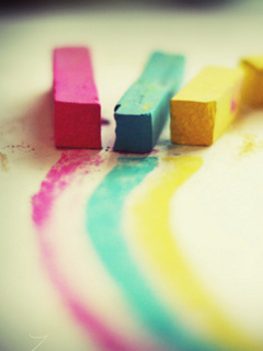 Colors Art Mobile Wallpaper