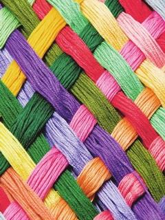 Woolen Art Mobile Wallpaper