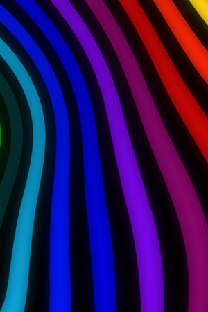 Colorful Curves Abstract Android Wallpaper Mobile Wallpaper