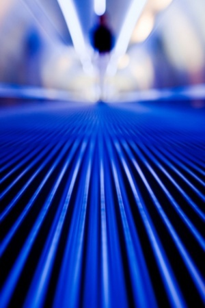 Blue Abstract Tube For Apk & IPhone Wallpaper Mobile Wallpaper