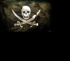 Pirate-flag Mobile Wallpaper