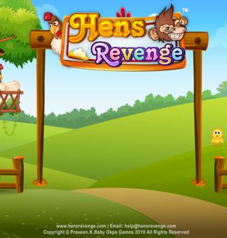 Hens Revenge Mobile Wallpaper