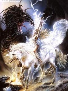 Mythology Mobile Wallpaper