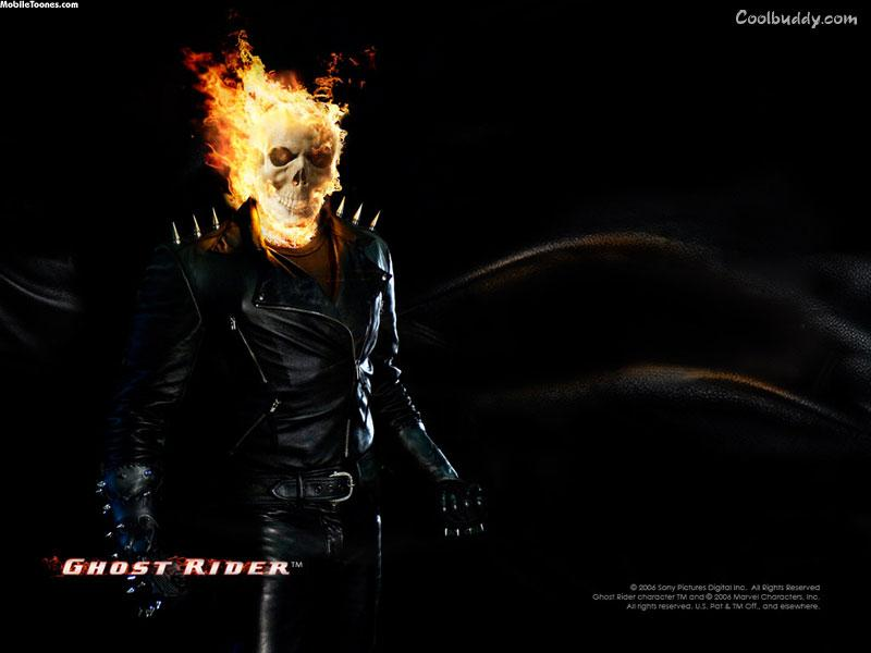 Ghost_Rider Mobile Wallpaper