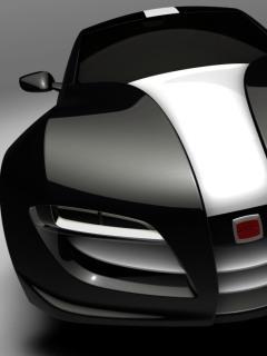 Car Render Mobile Wallpaper