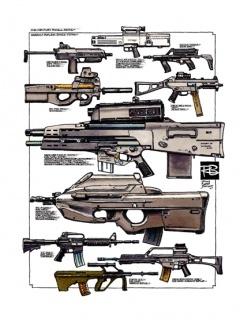Guns 44 Mobile Wallpaper
