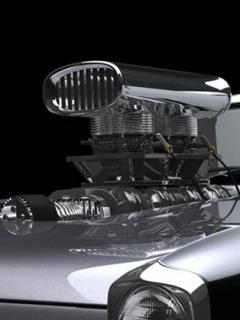 Engine Mobile Wallpaper