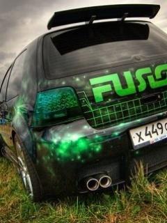 Fusion Tuni Mobile Wallpaper