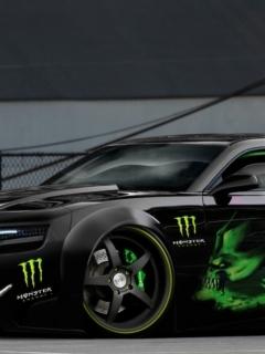 Camaro Mons Mobile Wallpaper