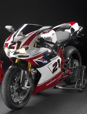 Ducati 1098zo Mobile Wallpaper
