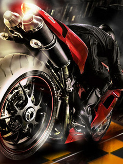 Fire Moto Gp Mobile Wallpaper