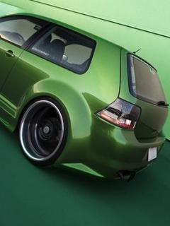 Green Golf Iv Mobile Wallpaper