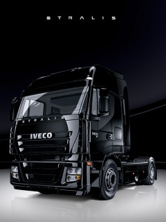 Iveco Stralis Mobile Wallpaper