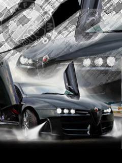 Alfa Breran Mobile Wallpaper