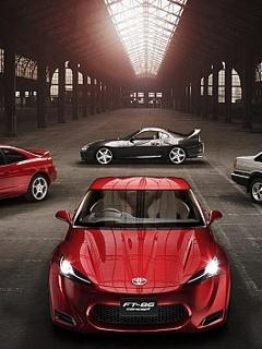 Lovely Cars Mobile Wallpaper