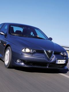 Alfa Romeo Gta Mobile Wallpaper