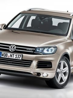Vw Touareg Mobile Wallpaper