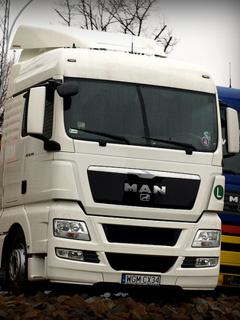 Man Truck Mobile Wallpaper