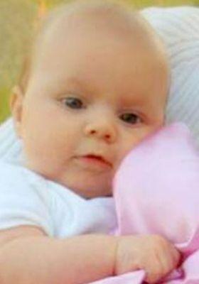 Sweet Baby Angel Mobile Wallpaper