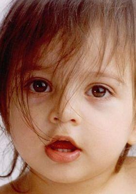 Innocent Princess Baby Girl Mobile Wallpaper